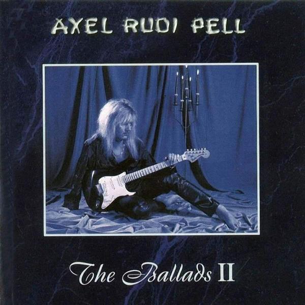 цена Axel Rudi Pell Axel Rudi Pell - Ballads Ii (2 Lp+cd) онлайн в 2017 году
