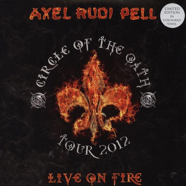 цена Axel Rudi Pell Axel Rudi Pell - Live On Fire (3 Lp, Colour) онлайн в 2017 году