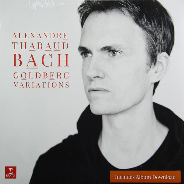 BACH BACHAlexandre Tharaud - : Goldberg Variations цена и фото