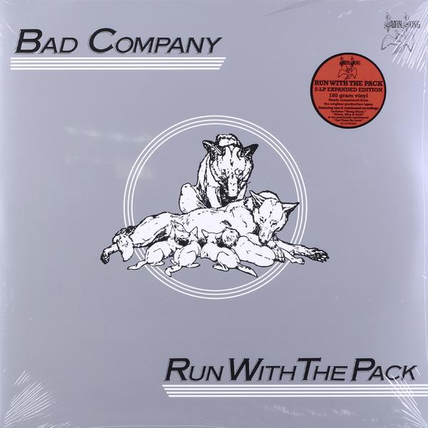 Bad Company Bad Company - Run With The Pack (2 Lp, 180 Gr) bad balance bad balance налётчики bad b 2 lp