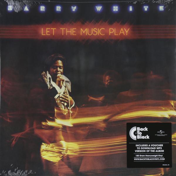 лучшая цена Barry White Barry White - Let The Music Play (180 Gr)