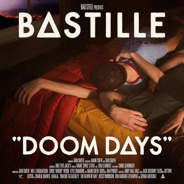 Bastille Bastille - Doom Days bastille sydney