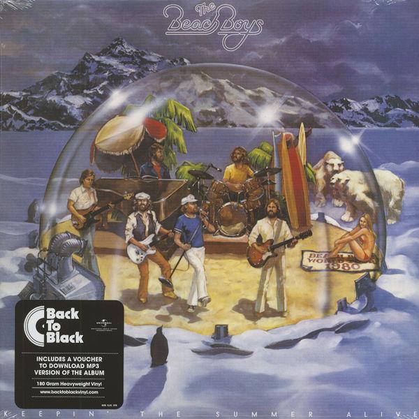 Beach Boys Beach Boys - Keepin' The Summer Alive цена и фото