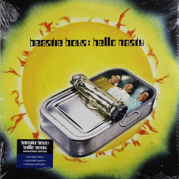 Beastie Boys Beastie Boys - Hello Nasty (2 LP) nasty brutish and long