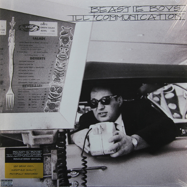 купить Beastie Boys Beastie Boys - Ill Communication (2 Lp, 180 Gr) по цене 3270 рублей