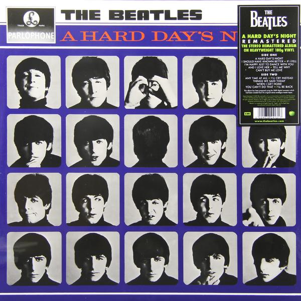 цена на Beatles Beatles - A Hard Day`s Night (180 Gr)