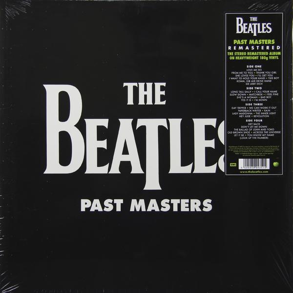 Beatles Beatles - Past Masters (2 LP)