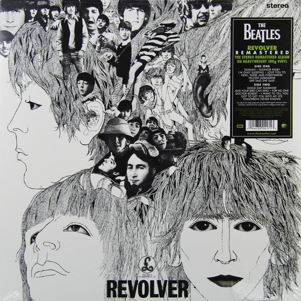 лучшая цена Beatles Beatles - Revolver (180 Gr)