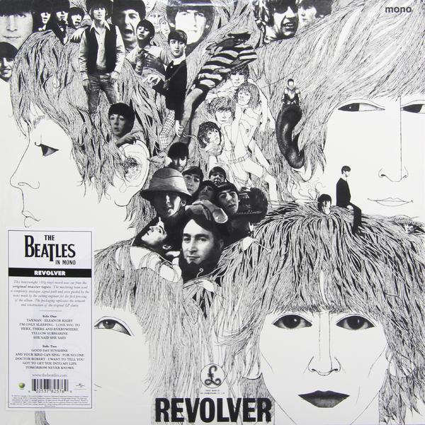 Beatles Beatles - Revolver (mono) beatles beatles white album mono