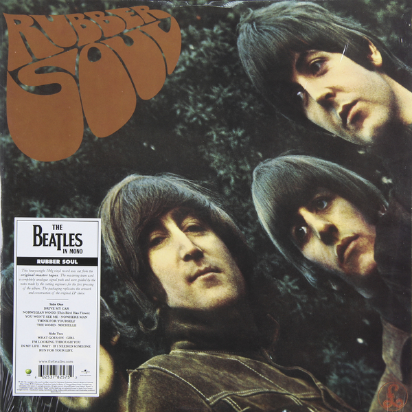 лучшая цена Beatles Beatles - Rubber Soul (mono)