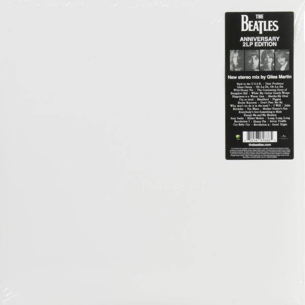 Beatles Beatles - White Album (giles Martin Mix) (2 LP) beatles beatles white album mono