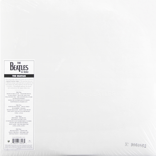 Beatles Beatles - White Album (mono)