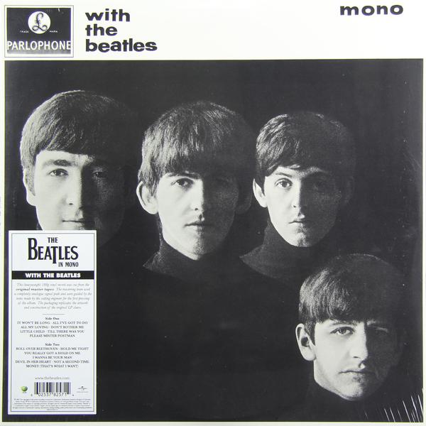 Beatles Beatles - With The Beatles (mono) the beatles the beatles the beatles in mono 13 cd