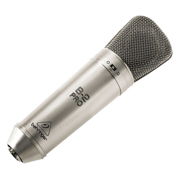 Студийный микрофон Behringer B-2 PRO недорого