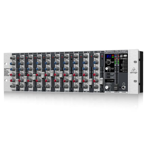 лучшая цена Аналоговый микшерный пульт Behringer EURORACK PRO RX1202FX