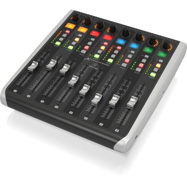 MIDI-контроллер Behringer X-TOUCH Extender студийные мониторы behringer контроллер для мониторов monitor1