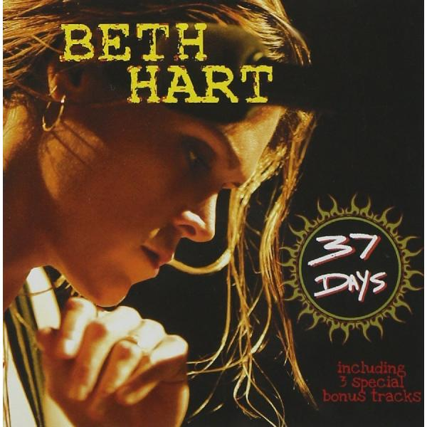 Beth Hart Beth Hart - 37 Days (2 LP) beth hart beth hart leave the light on 2 lp colour