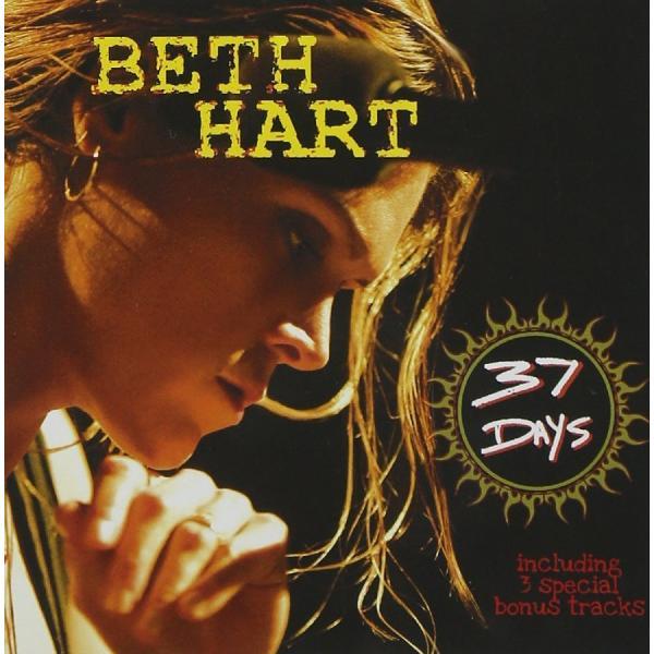 купить Beth Hart Beth Hart - 37 Days (2 LP) по цене 3630 рублей