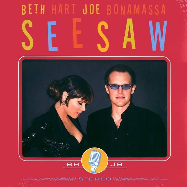 все цены на Beth Hart Joe Bonamassa Beth Hart Joe Bonamassa - Seesaw онлайн