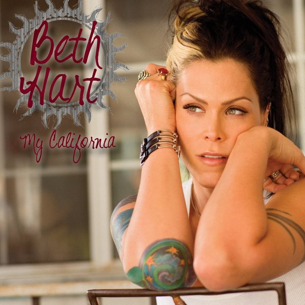 Beth Hart Beth Hart - My California beth hart beth hart leave the light on 2 lp colour