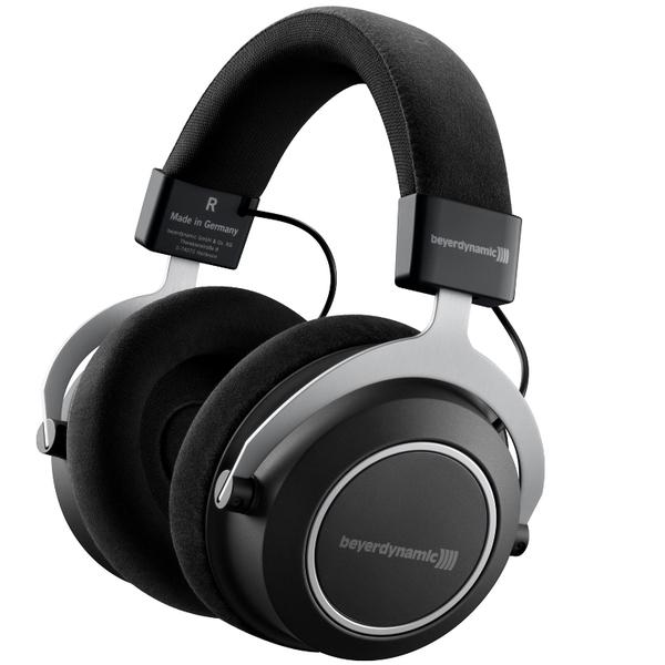 Беспроводные наушники Beyerdynamic Amiron Wireless Black/Silver наушники uproar wireless