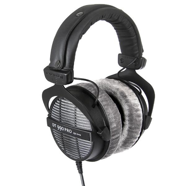 лучшая цена Охватывающие наушники Beyerdynamic DT990 PRO Black