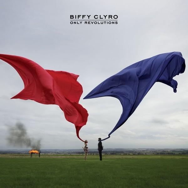 Biffy Clyro Biffy Clyro - Only Revolutions цена