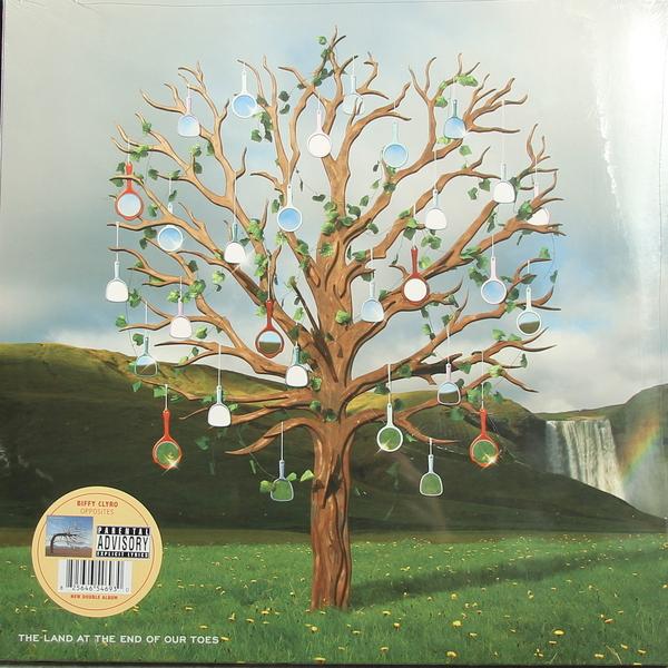 Biffy Clyro Biffy Clyro - Opposites (2 LP) цена