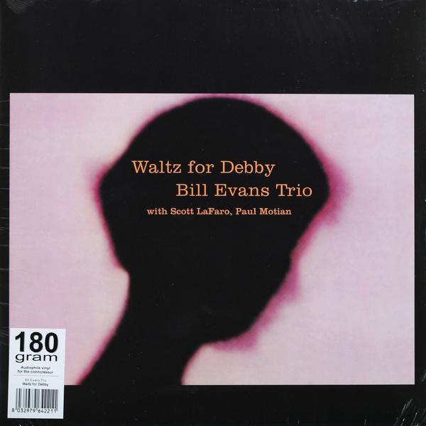 The Bill Evans Trio Trio65 mono
