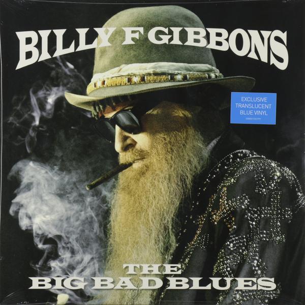 купить Billy Gibbons Billy Gibbons - Big Bad Blues онлайн