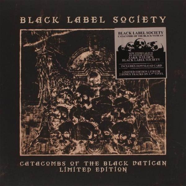 Black Label Society Black Label Society - Catacombs Of The Black Vatican (lp+7 ) цена 2017