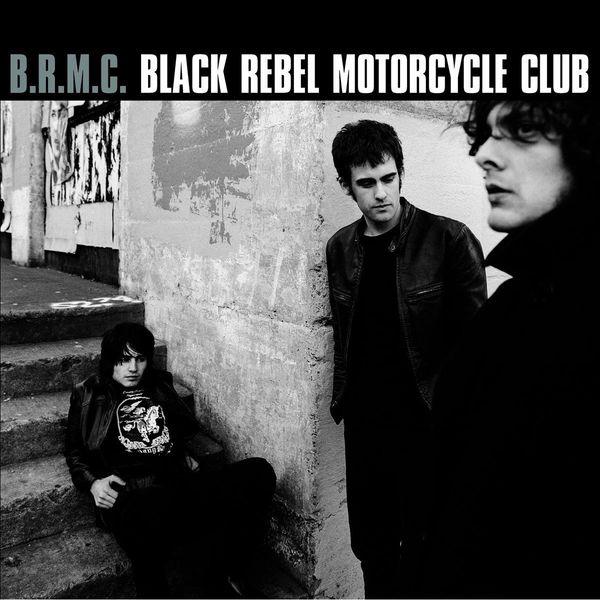 Black Rebel Motorcycle Club Black Rebel Motorcycle Club - Black Rebel Motorcycle Club (2 LP) 6061 motorcycle black
