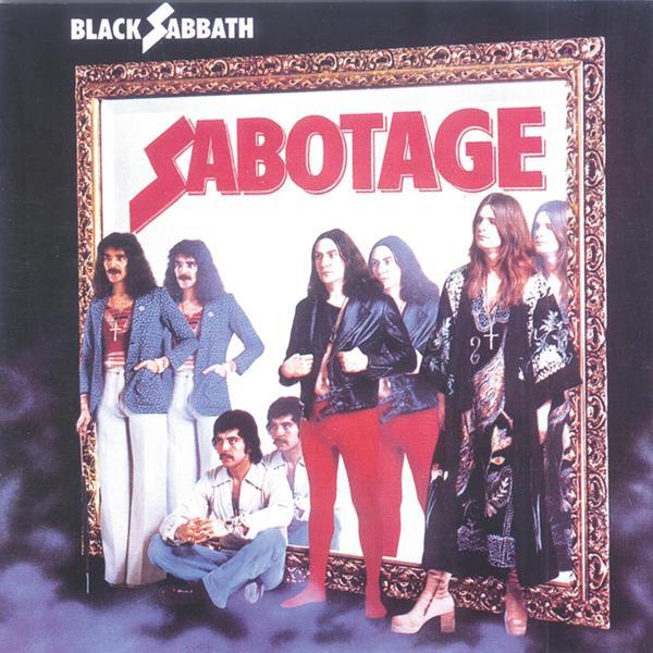 Black Sabbath Black Sabbath - Sabotage фильм sabotage