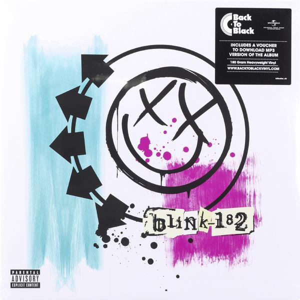 Blink 182 Blink 182 - Blink 182 (2 Lp, 180 Gr)