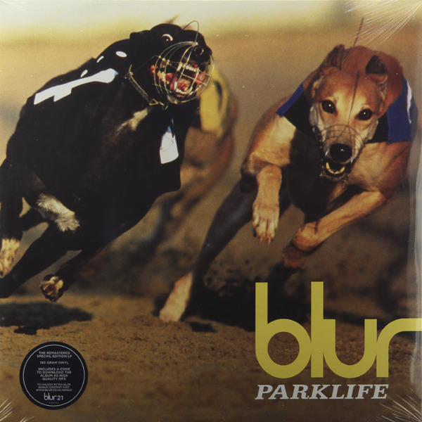 BLUR BLUR - Parklife (2 LP) цена и фото