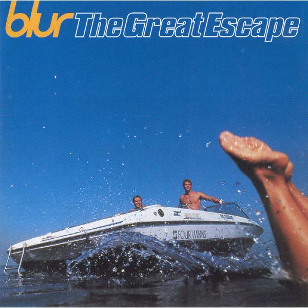 BLUR BLUR - The Great Escape (2 LP) цена и фото