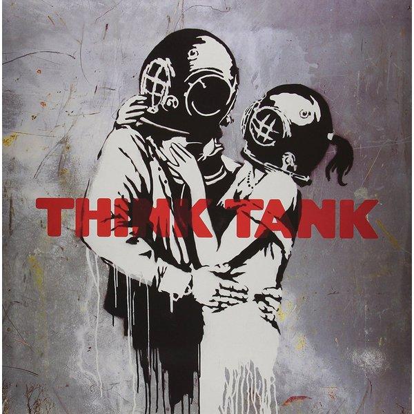 BLUR BLUR - Think Tank (2 LP) цена и фото
