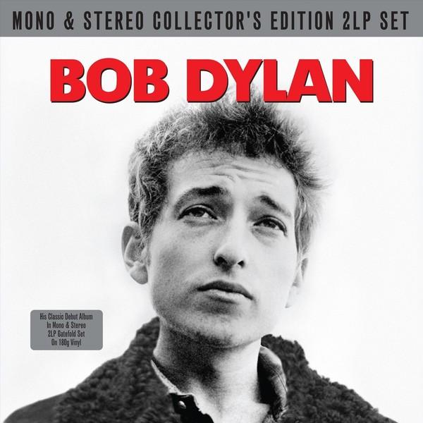 Bob Dylan Bob Dylan - Bob Dylan - Mono / Stereo (2 Lp, 180 Gr) bob dylan bob dylan oh mercy 180 gr