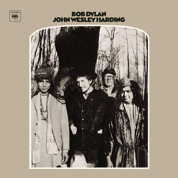 Bob Dylan Bob Dylan - John Wesley Harding (2010 Mono Version) (180 Gr) bob dylan bob dylan love and theft 2 lp 180 gr