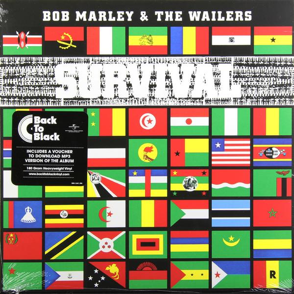 цена на Bob Marley Bob Marley - Survival (180 Gr)