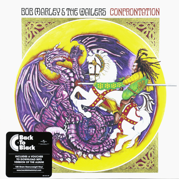 цена на Bob Marley Bob Marley The Wailers - Confrontation (180 Gr)