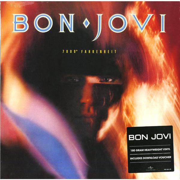Bon Jovi Bon Jovi - 7800 Fahrenheit цена и фото