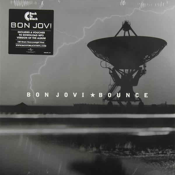 Bon Jovi Bon Jovi - Bounce (180 Gr)