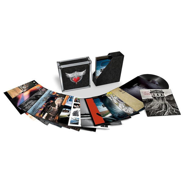 Bon Jovi Bon Jovi - The Albums (25 LP) цена