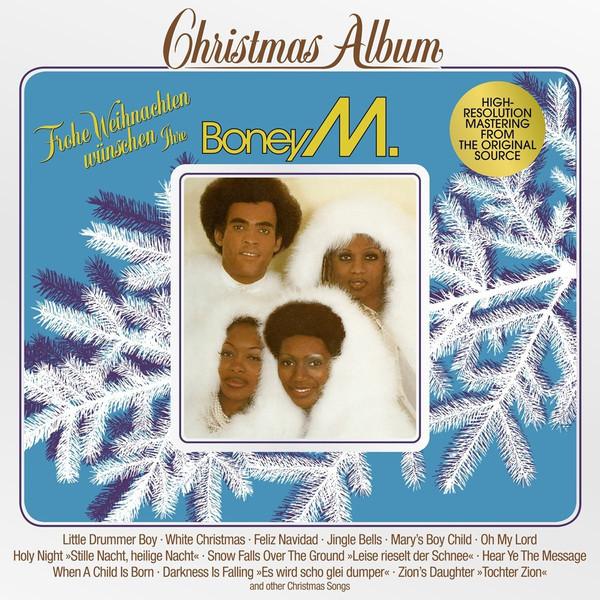 Boney M. Boney M. - Christmas Album 2017 christmas pendant silicone stamp cutting dies stencil frame for scrapbook album decor