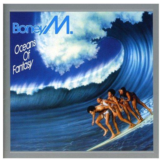 Boney M. Boney M. - Oceans Of Fantasy boney m boney m eye dance
