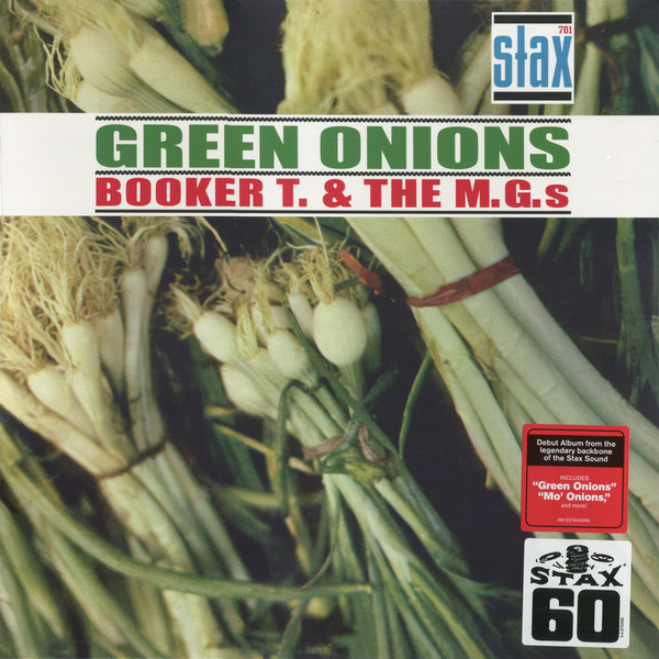 Booker T Booker T. The Mg's - Green Onions (180 Gr)