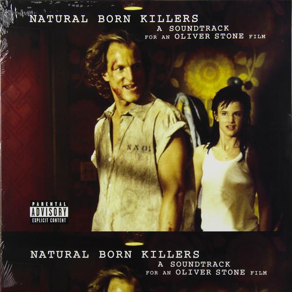Саундтрек Саундтрек - Natural Born Killers (2 LP) саундтрек саундтрек star wars a new hope 3 lp