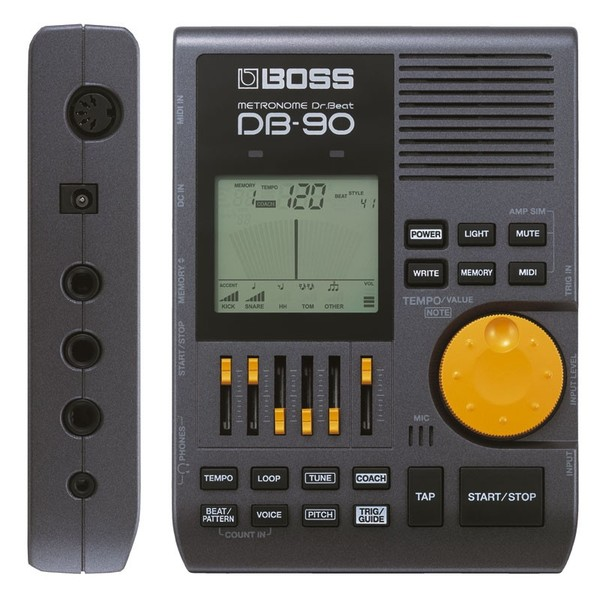 Гитарный тюнер BOSS DB-90