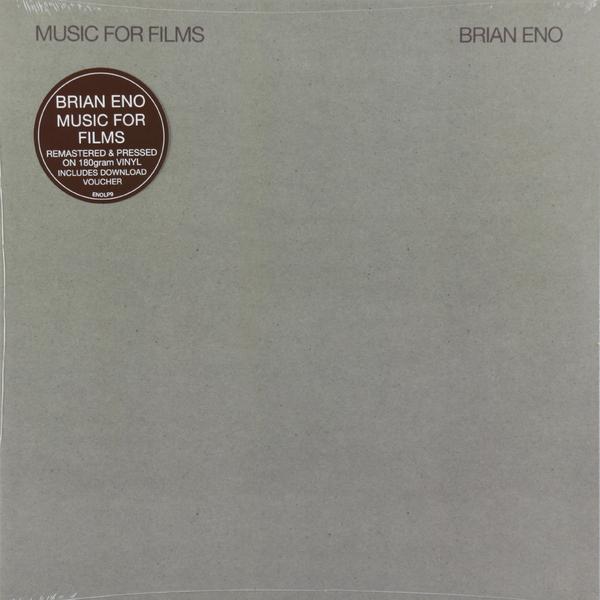Brian Eno Brian Eno - Music For Films (180 Gr) недорго, оригинальная цена